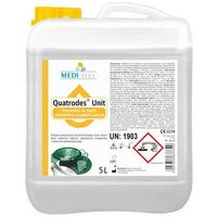 Medisept Quatrodes unit środek do mycia urządzeń ssących 5 litrów (5907626633320)