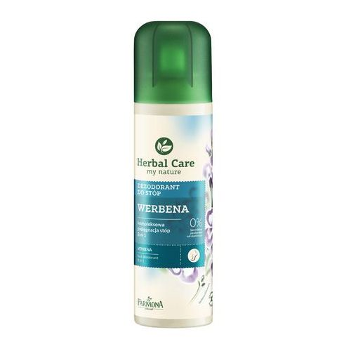 Farmona Herbal Care Verbena dezodorant do stóp 8 w 1 (12 Hours Protect) 150 ml - Najlepsza oferta