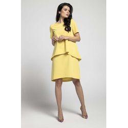 f6a995c795 Sukienki trapezowe popularne od kilku sezonów dostępne w dużych ...