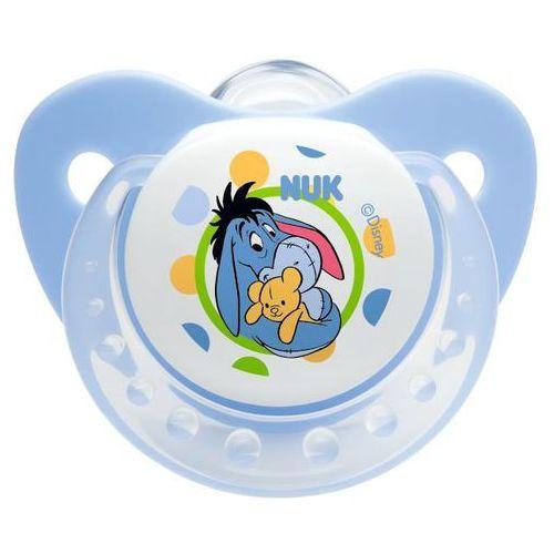 Nuk silikonowy smoczek uspokajający Disney rozm. 1 - TYGRYSEK