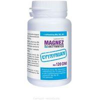 Magnez dla aktywnych CYTRYNIAN 120tbl (5907573300702)