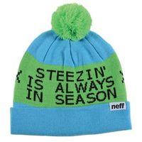 czapka zimowa NEFF - Steezin Beanie Cysl (CYSL)