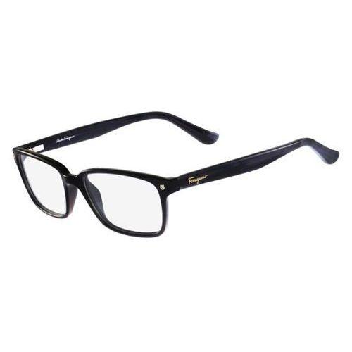 Okulary korekcyjne sf 2733 001 Salvatore ferragamo