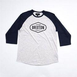 Koszulki z długim rękawem  BRIXTON Snowbitch