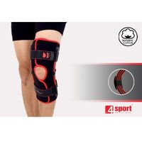 Orteza stawu kolanowego z szynami elastycznymi ib-sk/a marki 4sport