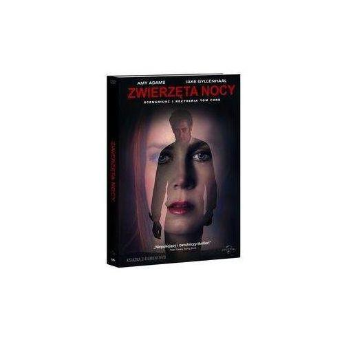 Zwierzęta nocy (DVD) + Książka