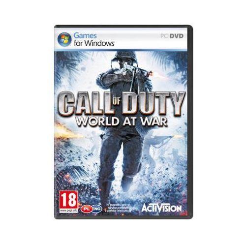 Call of Duty: World at War Gra PC CENEGA