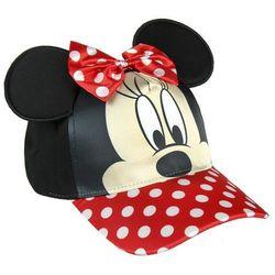 Czapka z daszkiem 3D Myszka Minnie