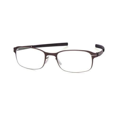 Ic! berlin Okulary korekcyjne m1275 133 am dachsbau teak