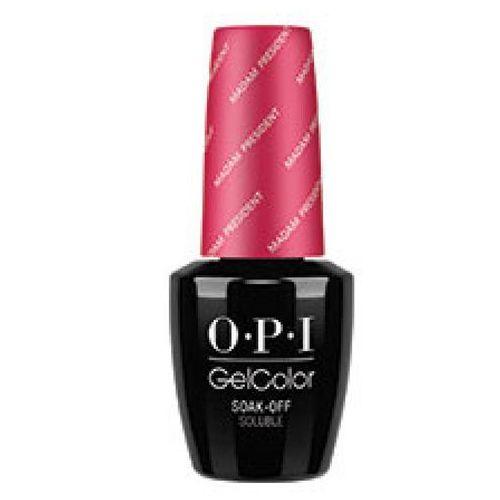 Opi gelcolor madam president żel kolorowy (gc-w62)