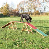 Trixie dog activity agility mostek - dł. x szer. x wys.: 456 x 30 x 64 cm| -5% rabat dla nowych klientów| dostawa gratis + promocje (4011905320908)