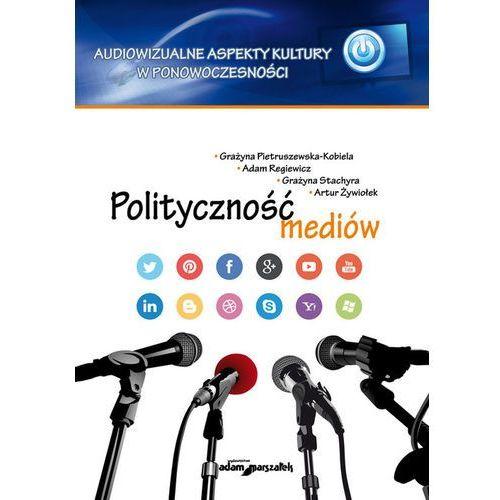 Polityczność mediów-Wysyłkaod3,99 (321 str.)