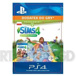 The Sims 4 - Zabawa na Podwórku DLC [kod aktywacyjny] PS4