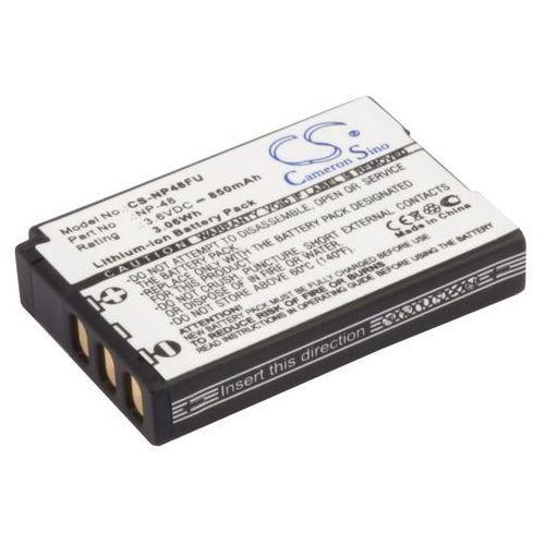 Cameron sino Fujifilm np-48 850mah 3.06wh li-ion 3.6v () (4894128081579)