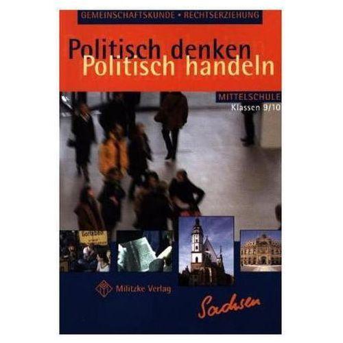 Klassen 9/10, Mittelschule Sachsen, m. CD-ROM Deichmann, Carl (9783861893622)
