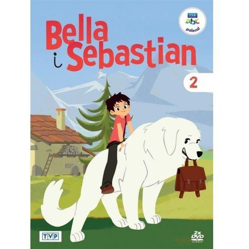 Telewizja polska s.a. Bella i sebastian cz. 2 dvd