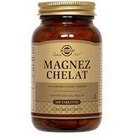 Tabletki SOLGAR Magnez chelat aminokwasowy x 100 tabletek