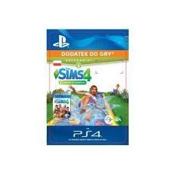 The sims 4 - zabawa na podwórku dlc [kod aktywacyjny] ps4 marki Sony