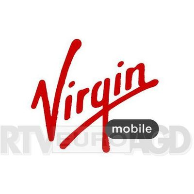 Zestawy startowe i doładowania Virgin Mobile