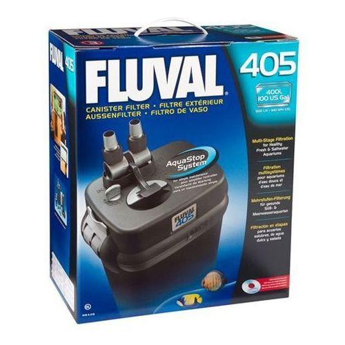 FLUVAL 406 filtr zewnętrzny kubełkowy do akwarium 400l