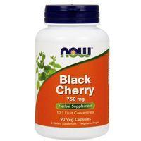 Kapsułki Black Cherry Fruit (Czeremcha amerykańska) 750mg 90 kaps.