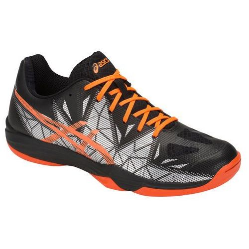 Asics Gel-Fastball 3 Black Orange, kolor czarny