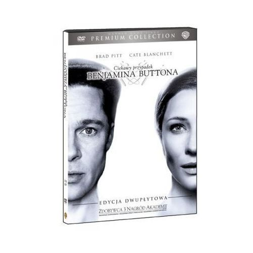 Galapagos Ciekawy przypadek benjamina buttona (premium collection) the curious case of benjamin button
