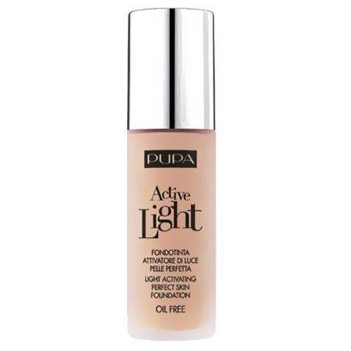 Pupa Active Light Perfect Skin Foundation Oil Free SPF10 30ml podkład 051 [W]