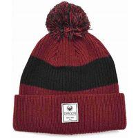 czapka zimowa DRAGON - Dr Pom Squad Beanie Black Wine (403) rozmiar: OS