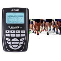 Elektrostymulator 4-kanałowy Globus Runner PRO dla biegaczy