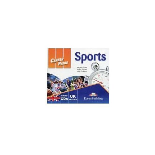 Career Paths Sports 2CD (9781471505751)