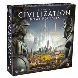 Galakta Sid meier's civilization: nowy początek. gra planszowa