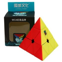 Mofangge jiaoshi meilong pyraminx stickerless