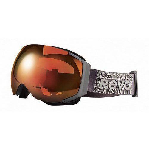 Revo Gogle narciarskie re7008 wordsmith polarized 00 pog