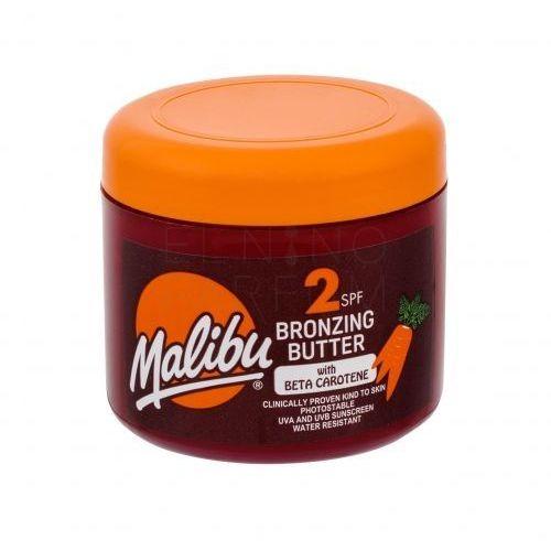 Malibu Bronzing Butter SPF2 preparat do opalania ciała 300 ml dla kobiet - Promocja