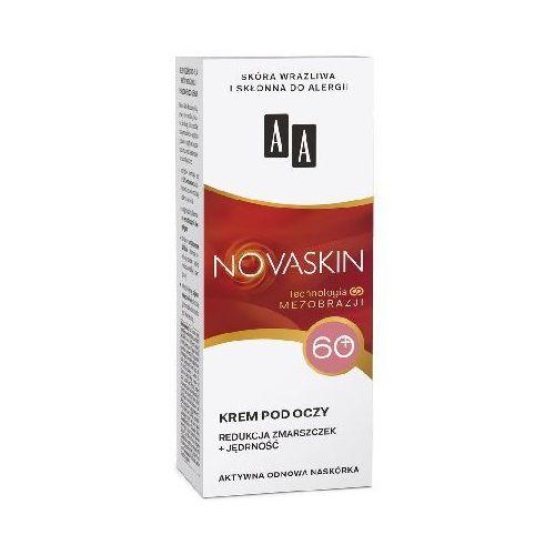 AA Novaskin 60+ Krem pod oczy 15ml - Oceanic