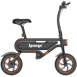 Sponge Rower elektryczny 12 czarny darmowy transport
