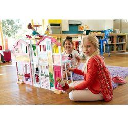 Domek dla lalek marki Barbie