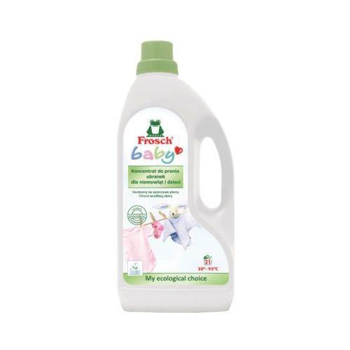 1,5l baby koncentrat do prania ubranek dla niemowląt i dzieci (21 prań) marki Frosch