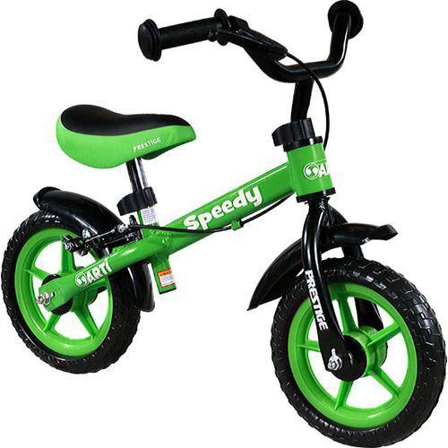 Rowerek biegowy ARTI SPEEDY M /zielony/, RB-1010