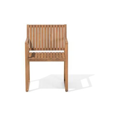 Krzesła ogrodowe Beliani Beliani