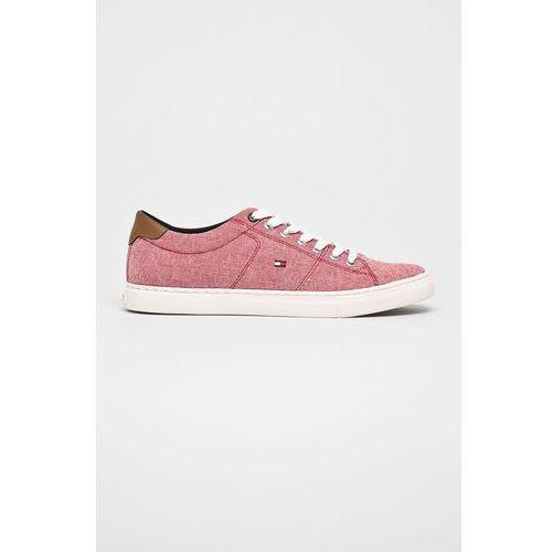 Tommy Hilfiger - Tenisówki Seasonal Textile Sneaker