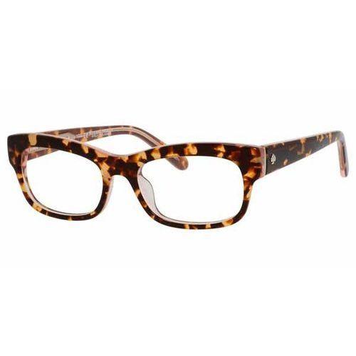 Kate spade Okulary korekcyjne karena 0fk2 00