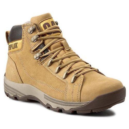 Trekkingi CATERPILLAR - Supersede P719132 Honey Reset, kolor brązowy