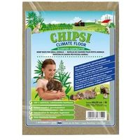 chipsi climate floor mata z konopii do klatki m 40x25cm marki Cat's best