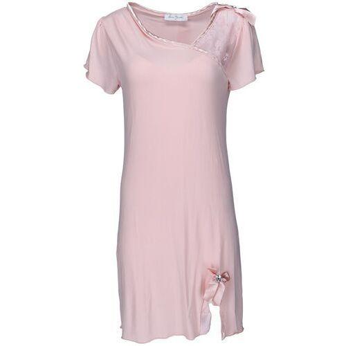 Bambusowa koszula nocna damska ZARA S Jagodowy (Luisa  Y2tkO