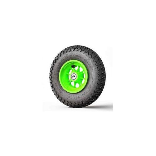 Skike Koło kompletne v9, 200 mm, zielone