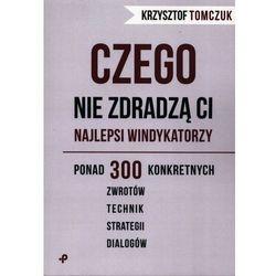 Biznes, ekonomia  Tomczuk Krzysztof