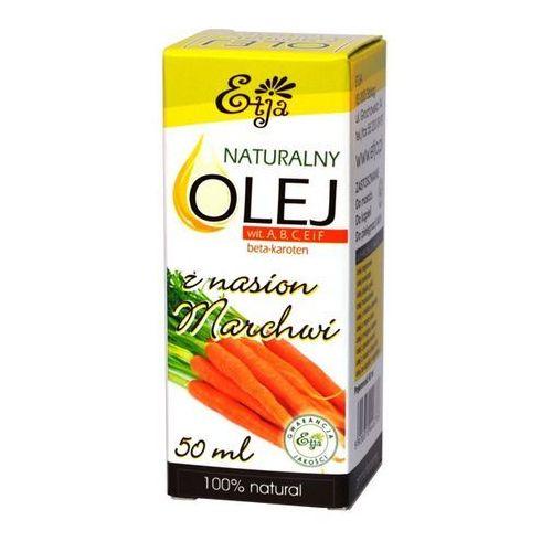 Etja olej z nasion marchwii 50ml