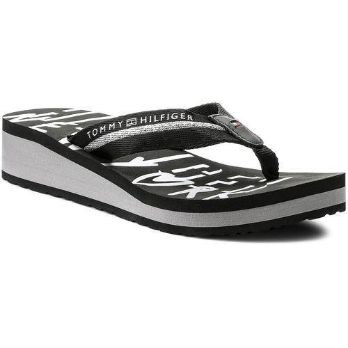 79879a0b21d10 ▷ Japonki TOMMY HILFIGER - Tommy Ny Beach Sandal FW0FW02391 Black ...